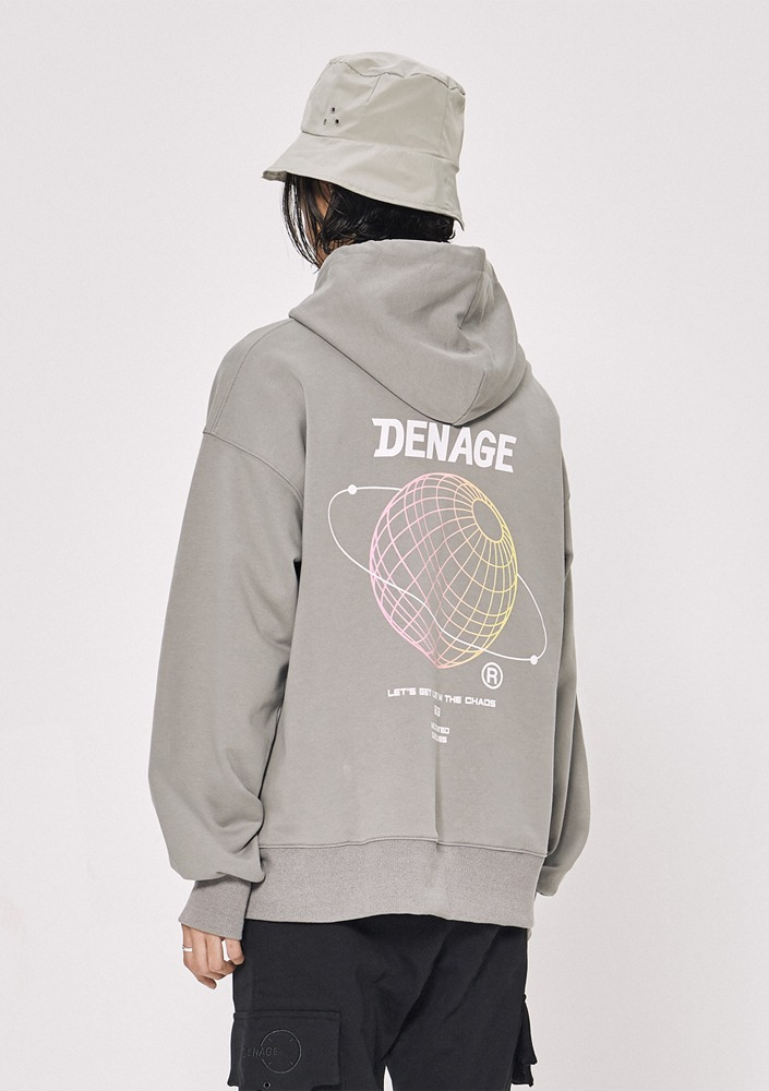Own label brand[DE-NAGE] Bring Out Oversize Hood Grey_0163