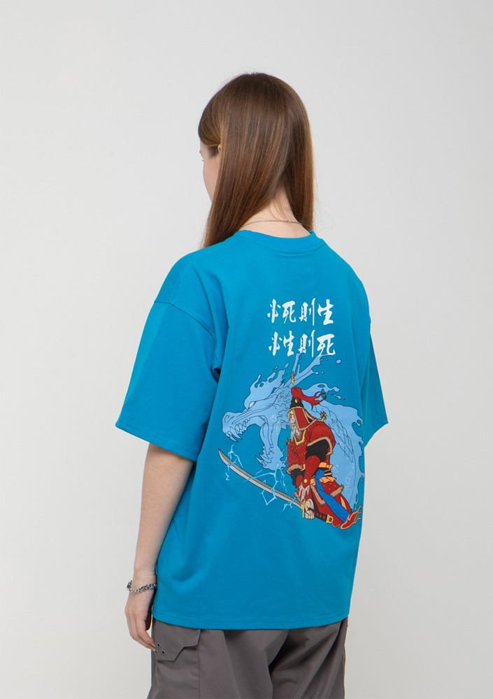 Own label brand[드네이지] GENERAL LEE SOON SHIN OVERSIZE T-SHIRTS